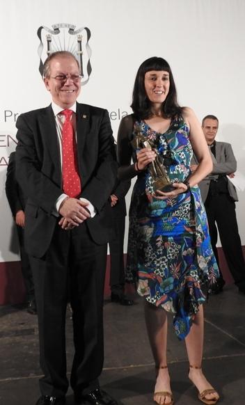 Alberto Máximo Pérez Calero y Tania Padilla