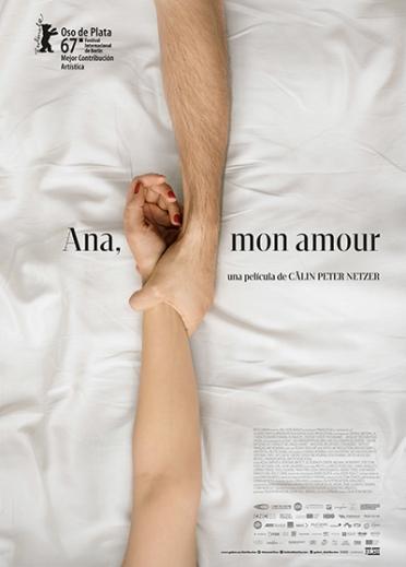"""""""Ana, mon amour"""", coproducida, coescrita y dirigida por Călin Peter Netzer"""