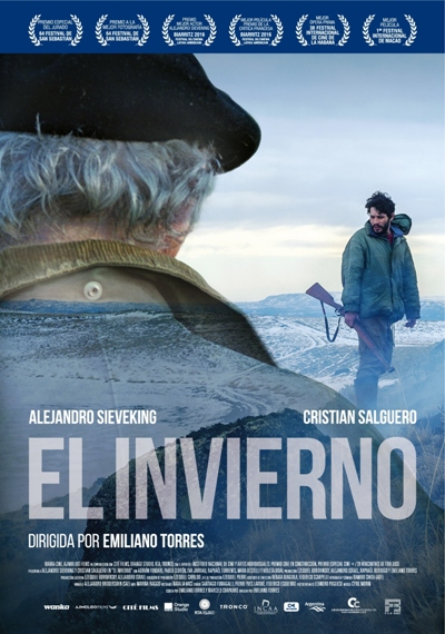"""""""El invierno"""", coproducida, coescrita y dirigida por Emiliano Torres"""