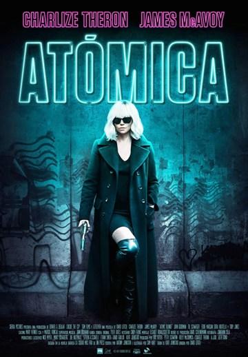"""""""Atómica"""", dirigida por David Leitch"""
