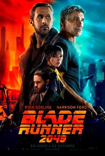 """Blade Runner 2049"", dirigida por Denis Villeneuve"