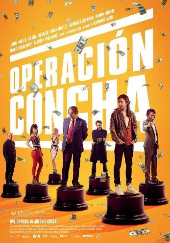 """""""Operación Concha"""", coescrita y dirigida por Antonio Cuadri"""