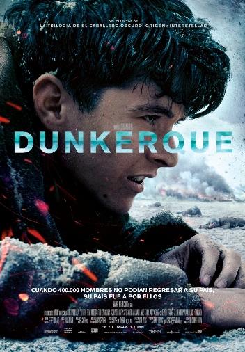 """""""Dunkerque"""", coproducida, escrita y dirigida por Christopher Nolan"""
