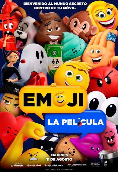 """""""Emoji, la película"""", coescrita y dirigida por Anthony Leondis"""