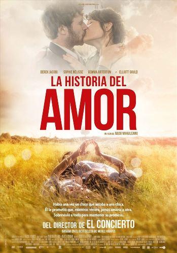 """""""La historia del amor"""", coproducida, coescrita y dirigida por Radu Mihaileanu"""