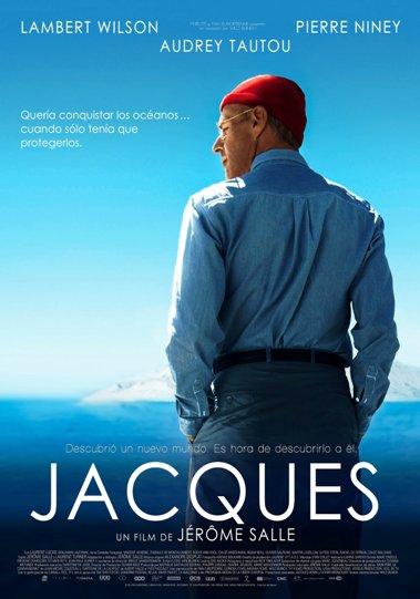 """""""Jacques"""", coescrita, adaptada y dirigida por Jérôme Salle"""