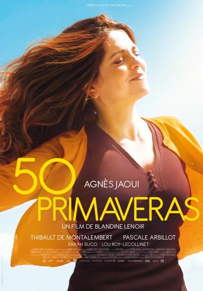 """""""50 primaveras"""", coescrita y dirigida por Blandine Lenoir"""