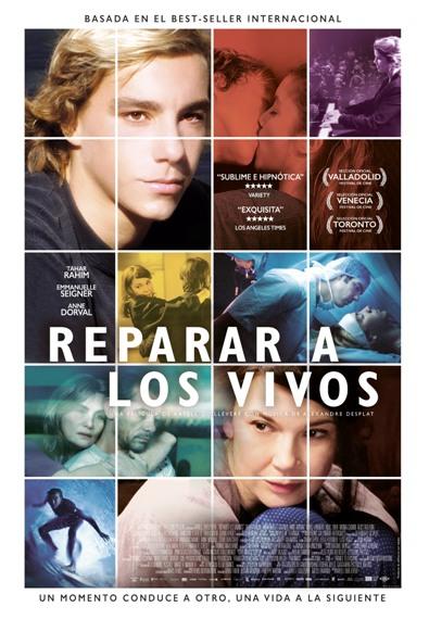 """""""Reparar a los vivos"""", coescrita y dirigida por Katell Quillévéré"""