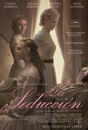 """""""La seducción"""", escrita y dirigida por Sofía Coppola"""