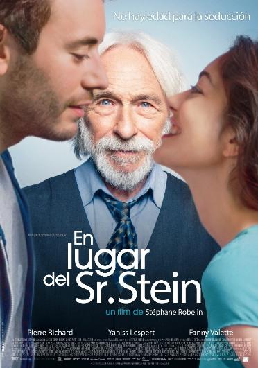 """""""En lugar del señor Stein"""", escrita y dirigida por Stéphane Robelin"""