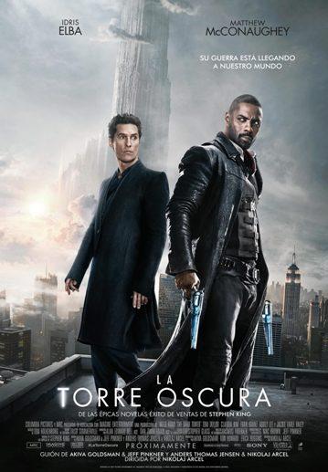 """""""La torre oscura"""", coescrita y dirigida por Nikolaj Arcel"""