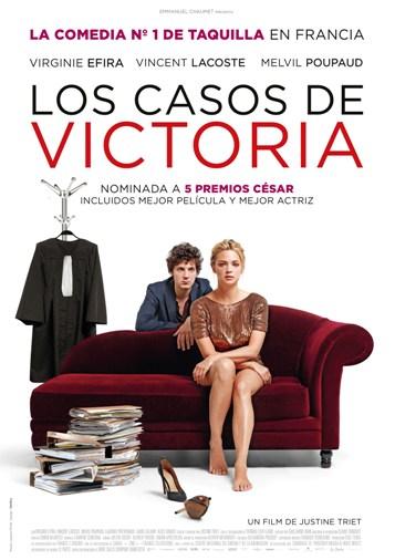 """""""Los casos de Victoria"""", escrita y dirigida por Justine Triet"""