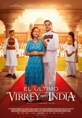 """""""El último virrey de la India"""", coproducida, coescrita y dirigida por Gurinder Chadha"""