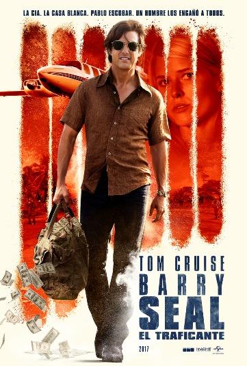 """""""Barry Seal, el traficante"""", dirigida por Doug Liman"""