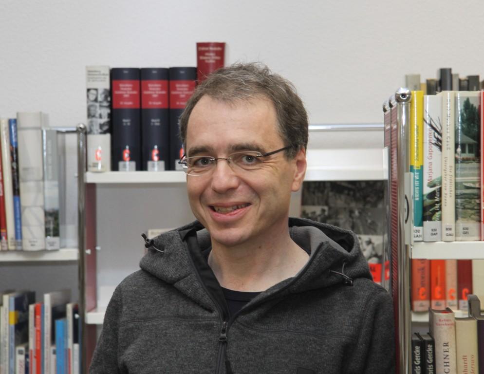 David Safier, en España para presentar su nueva novela