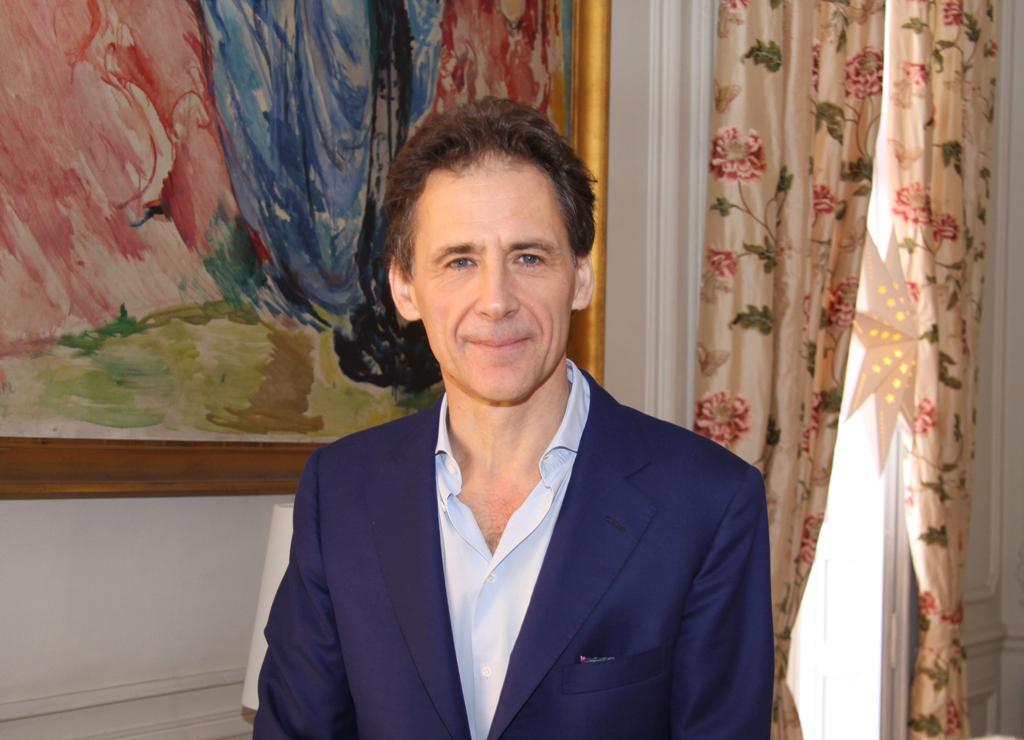 David Lagercrantz visita España para presentar