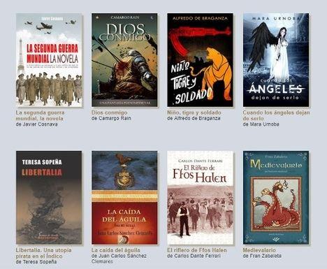 Paga lo que quieras por un MEGA PACK de ebooks de novela histórica y decide adónde va tu dinero
