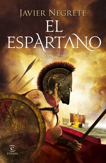 Javier Negrete presenta su nueva novela histórica