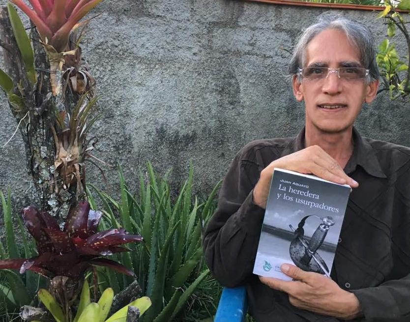 """Entrevista a Juan Aguayo, autor de """"La heredera y los usurpadores"""""""