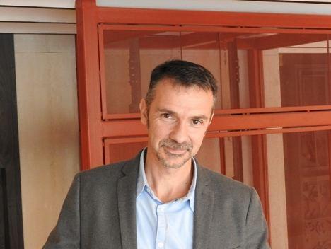 Franck Thilliez, cuatro millones de libros vendidos en todo el mundo le avalan