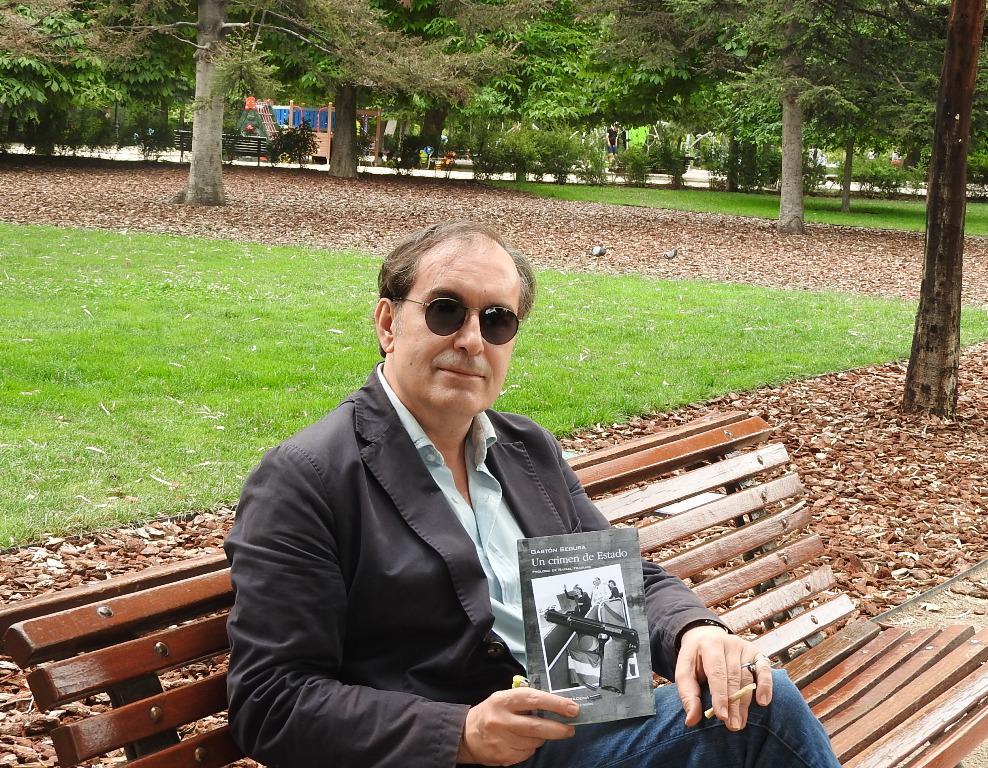"""Entrevista a Gastón Segura, autor de """"Un crimen de Estado"""""""