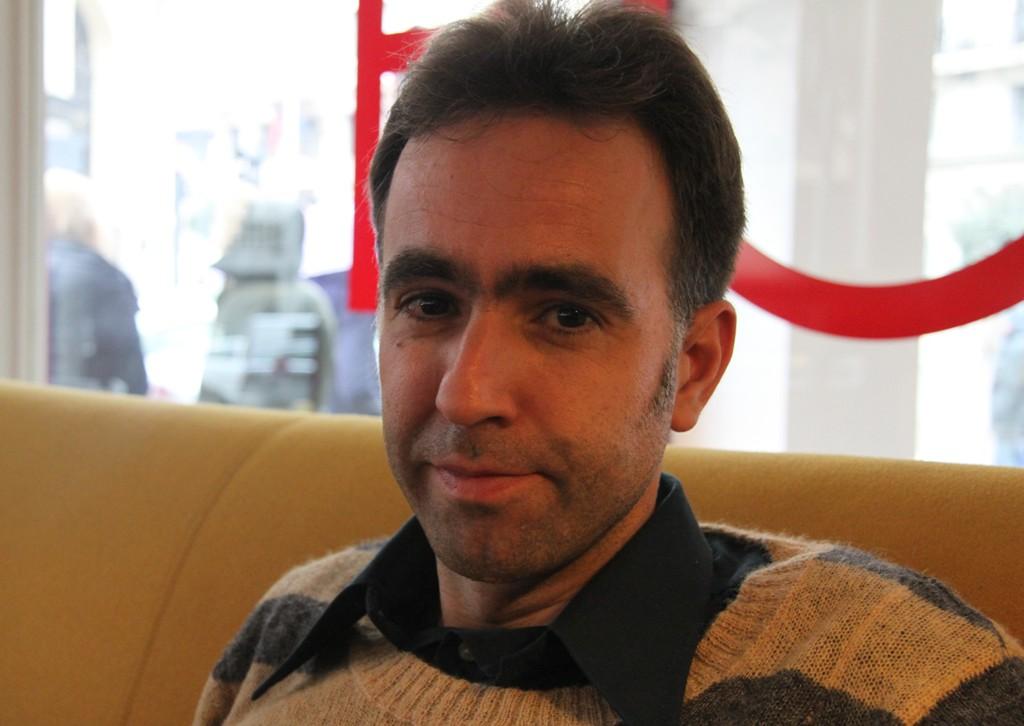 Harkaitz Cano publica su libro de relatos