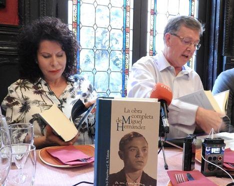 EDAF publica la obra completa del poeta Miguel Hernández en una edición de lujo