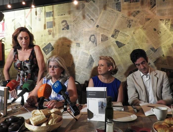 Ana Gavín, Carmen Hernández-Pinzón, Rocío Fernández Berrocal e Ignacio F. Garmendia
