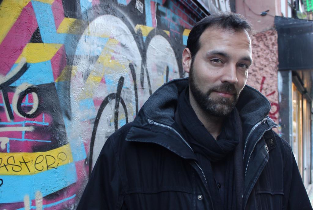 "Entrevista a Iván Repila, autor de ""El niño que robó el caballo de Atila"""