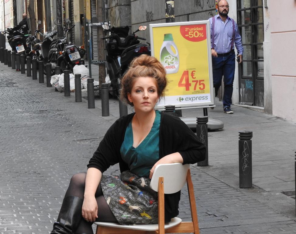 Lize Spit, la escritora que ha hecho leer a Bélgica
