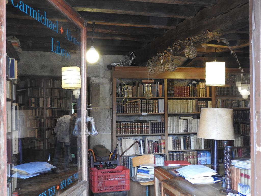 Alastair Carmichael, un librero de viejo como hay pocos