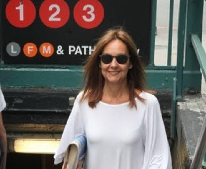 María Dueñas en New York