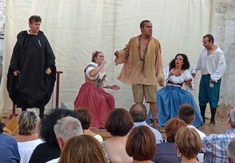 El Patio de los Comediantes estrena nueva temporada en Almagro