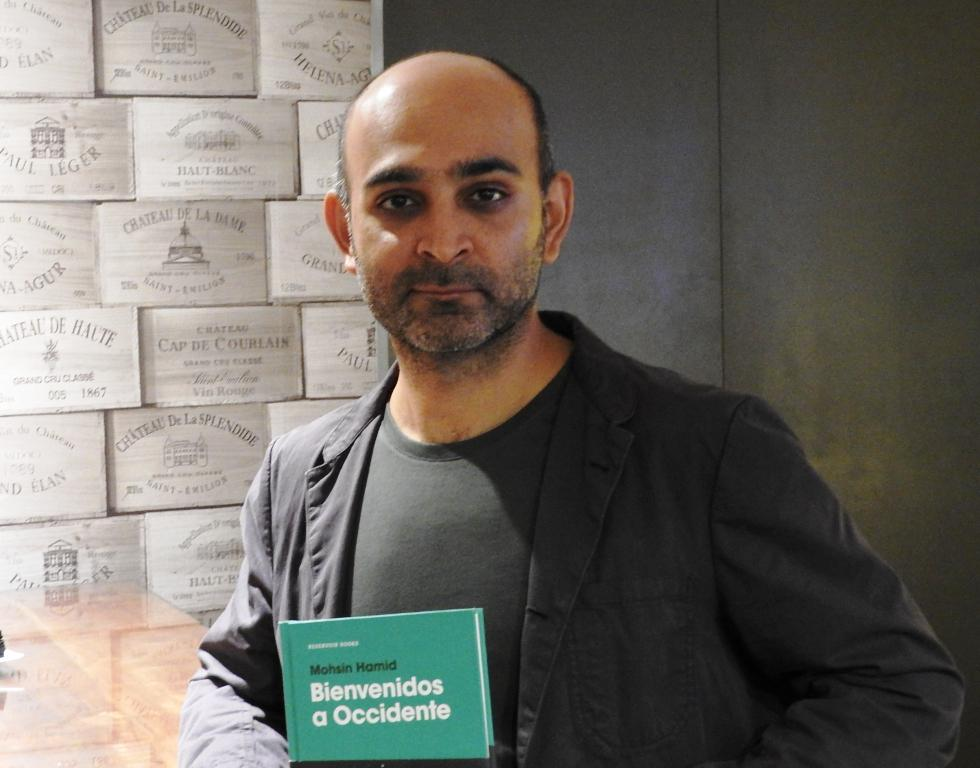 Entrevista a Mohsin Hamid, autor de