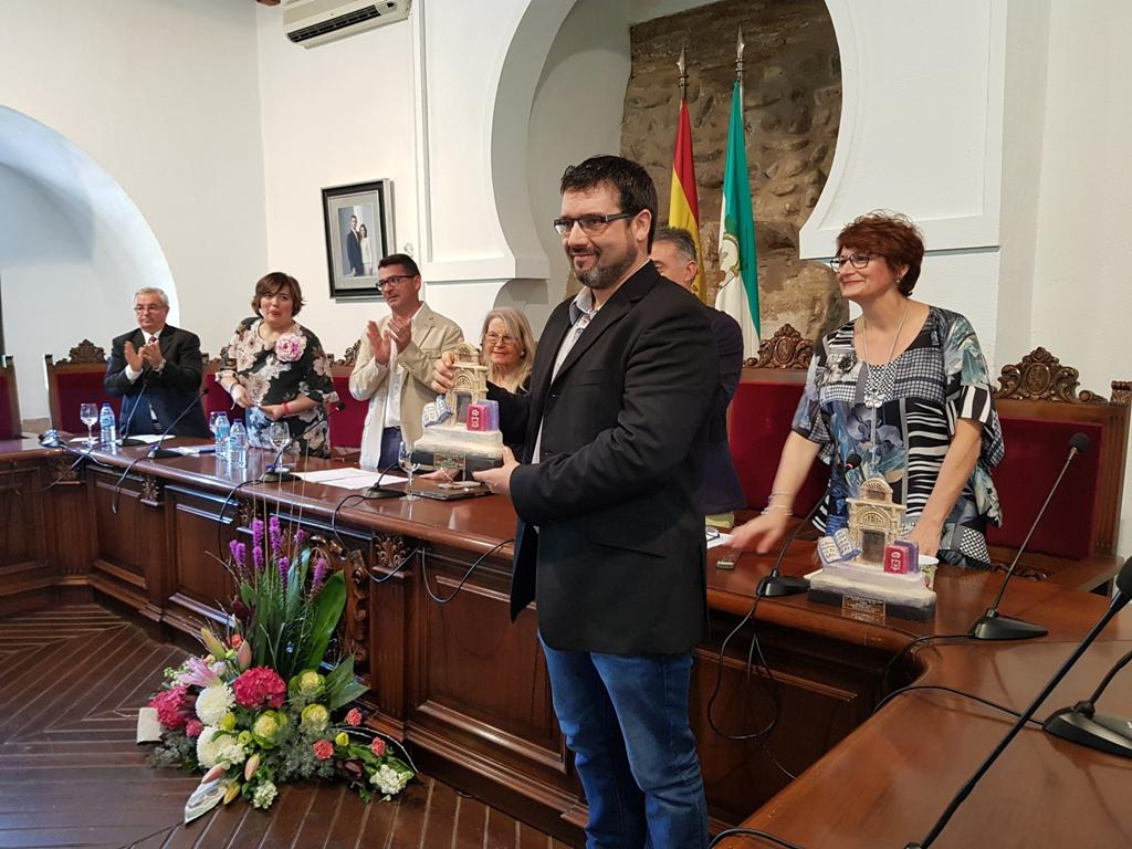 """José Antonio Olmedo es el ganador del II Certamen Nacional de las Letras """"Isabel Agüera"""" Ciudad Villa del Río, en la modalidad de poesía"""