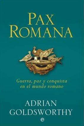 El historiador británico Adrian Goldsworthy publica
