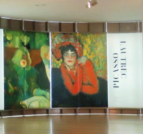 Exposición inaugural, «Picasso-Perpiñán. El círculo de lo íntimo, 1953-1955»