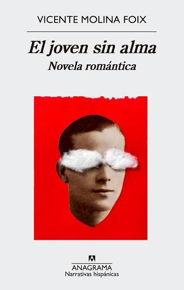 Vicente Molina Foix publica