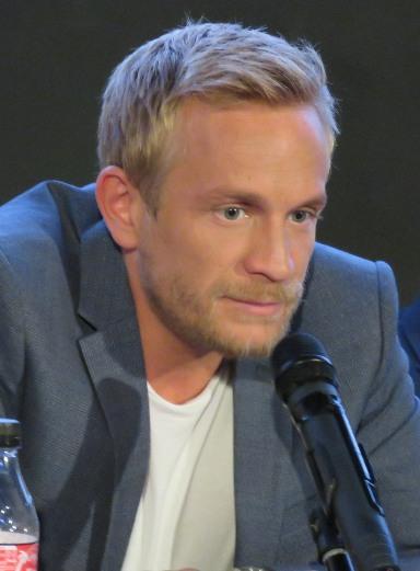 El actor Jérèmie Renier