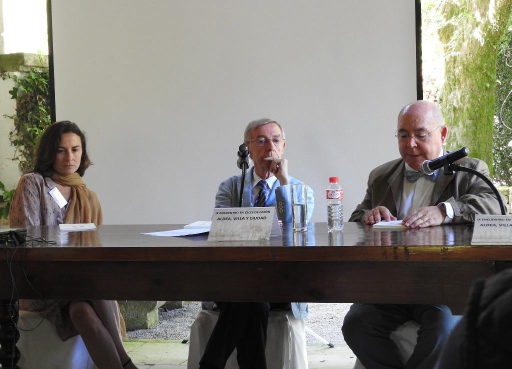 """José Antonio Ruiz Hernando presenta su libro """"Diego de Matienzo y otros maestros de cantería montañeses en Segovia en torno a 1600"""""""