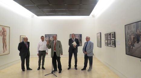 """Presentación de la exposición; """"La tradición académica. San Petersburgo – Madrid"""""""