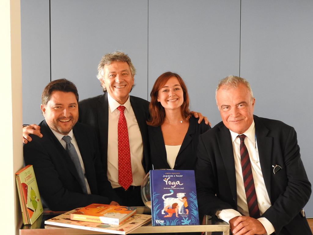 Se presenta en Madrid el sello VV Kids, el nuevo proyecto de la editorial Vicens Vives