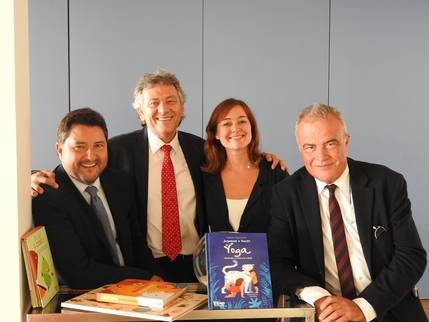 Jaume Vicens, Jorge Prado, Júlia Tejeda Soler, Albert Vicens