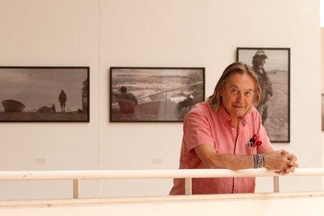 """El fotoperiodista José Luis Vidal Coy recrea fotográficamente la novela de Roberto Bolaño """"Los detectives salvajes"""""""