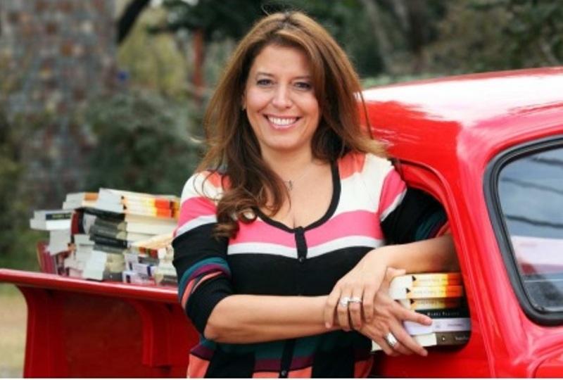 La escritora argentiana Viviana Rivero publicará en septiembre en España
