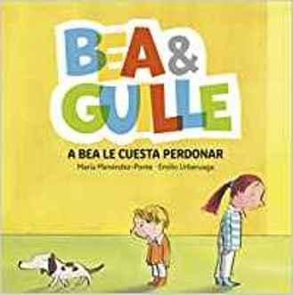 La Galera lanza los dos primeros títulos de la serie Bea&Guille de María Menéndez-Ponte y Emilio Urberuaga