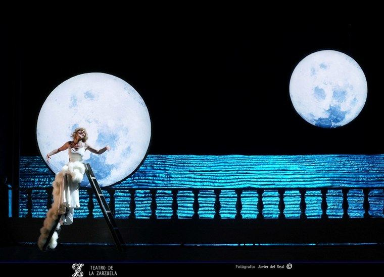 El viernes 6 de octubre  a las 20.00 horas se inaugura la Temporada 2017/2018 en el Teatro de la Zarzuela