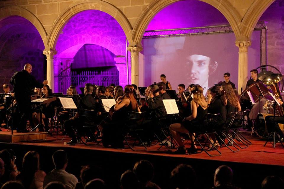 La música de cine homenajeada en los conciertos de Cinefan Festival Úbeda