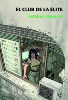 Esteban Navarro presenta en el festival Getafe Negro su nueva novela,