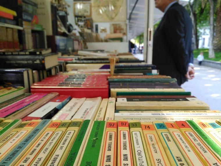 Feria de Otoño del libro viejo y antiguo
